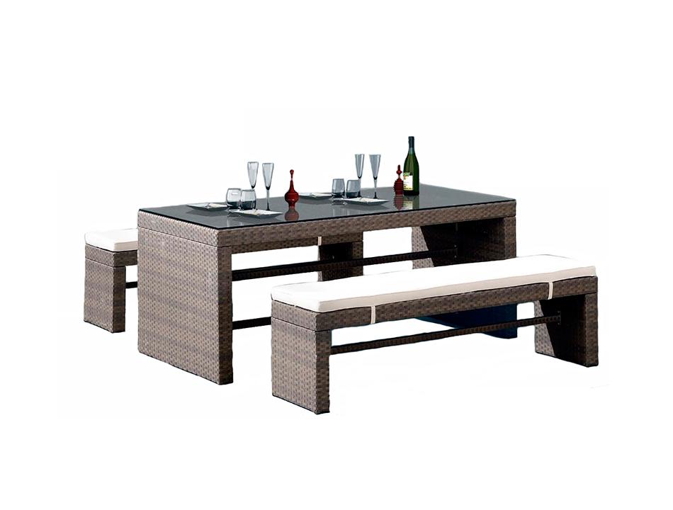 "4SiS Стол комплекта мебели ""Лекко"""