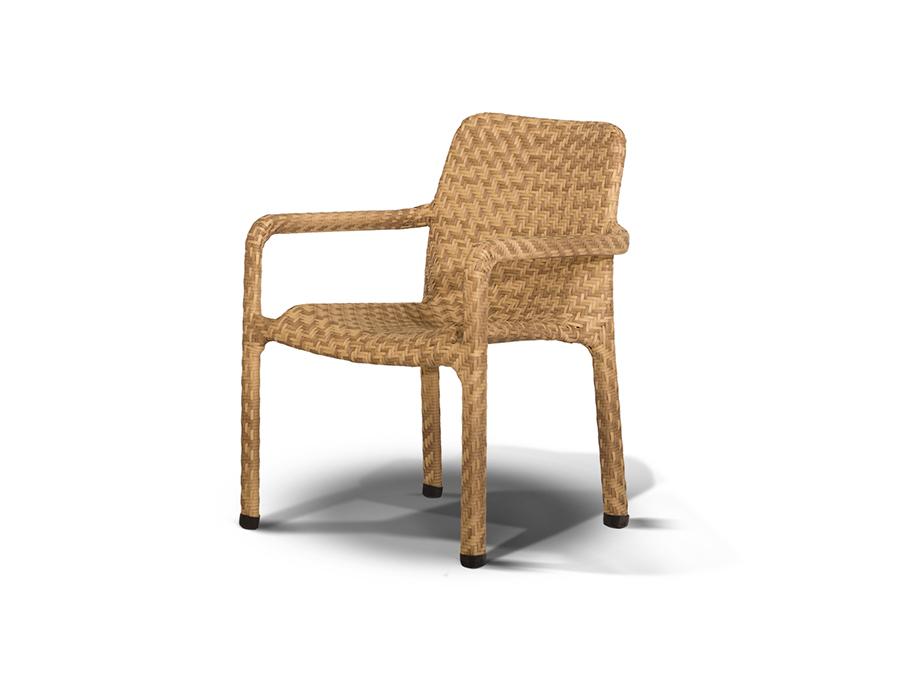 Стул комплекта мебели ТуринСтулья для сада<br>Стул с подлокотниками, алюминиевый каркас, искусственный ротанг.<br><br>Material: Искусственный ротанг<br>Ширина см: 65<br>Высота см: 85
