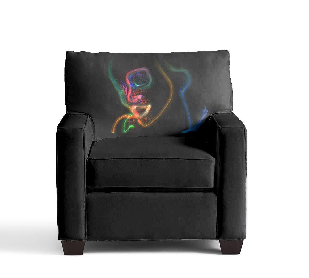 Кресло Voice of LoveИнтерьерные кресла<br>Уникальный дизайн. Кресло с притом талантливой российской художницы Елены Куликовой. Произведено из экологически чистых материалов. Каркас и ножки  - береза. Модель представлена в ткани микровелюр – мягкий, бархатистый материал, широко используемый в качестве обивки для мебели. Обладает целым рядом замечательных свойств: отлично пропускает воздух, отталкивает пыль и долго сохраняет изначальный цвет, не протираясь и не выцветая. Высокие эксплуатационные свойства в сочетании с превосходным дизайном обеспечили микровелюру большую популярность.&amp;amp;nbsp;&amp;lt;div&amp;gt;&amp;lt;br&amp;gt;&amp;lt;/div&amp;gt;&amp;lt;div&amp;gt;Варианты исполнения: <br>По желанию возможность выбрать ткань из других коллекций.<br>Гарантия: от производителя 1 год .&amp;lt;/div&amp;gt;&amp;lt;div&amp;gt;&amp;lt;span style=&amp;quot;line-height: 1.78571;&amp;quot;&amp;gt;Материалы: береза, текстиль.&amp;amp;nbsp;&amp;lt;/span&amp;gt;&amp;lt;/div&amp;gt;<br><br>Material: Текстиль<br>Length см: None<br>Width см: 90<br>Depth см: 99<br>Height см: 94