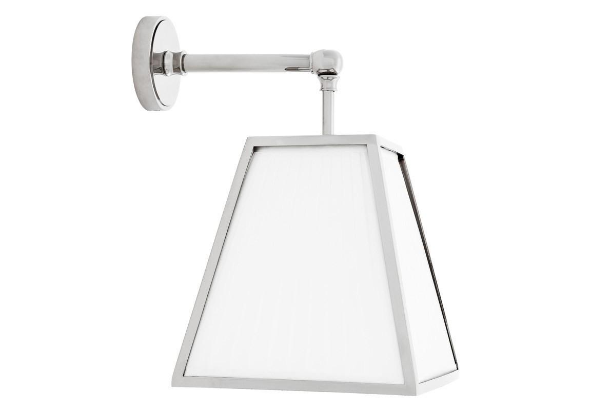 Бра Notting HillБра<br>Абажур из белой плиссированной ткани закреплен металлической никелированной рамочной конструкцией.&amp;lt;div&amp;gt;&amp;lt;br&amp;gt;&amp;lt;/div&amp;gt;&amp;lt;div&amp;gt;&amp;lt;div&amp;gt;Цоколь: E14&amp;lt;/div&amp;gt;&amp;lt;div&amp;gt;Мощность: 40W&amp;lt;/div&amp;gt;&amp;lt;div&amp;gt;Количество ламп: 1&amp;lt;/div&amp;gt;&amp;lt;/div&amp;gt;<br><br>Material: Металл<br>Ширина см: 31<br>Высота см: 38.0<br>Глубина см: 24.0