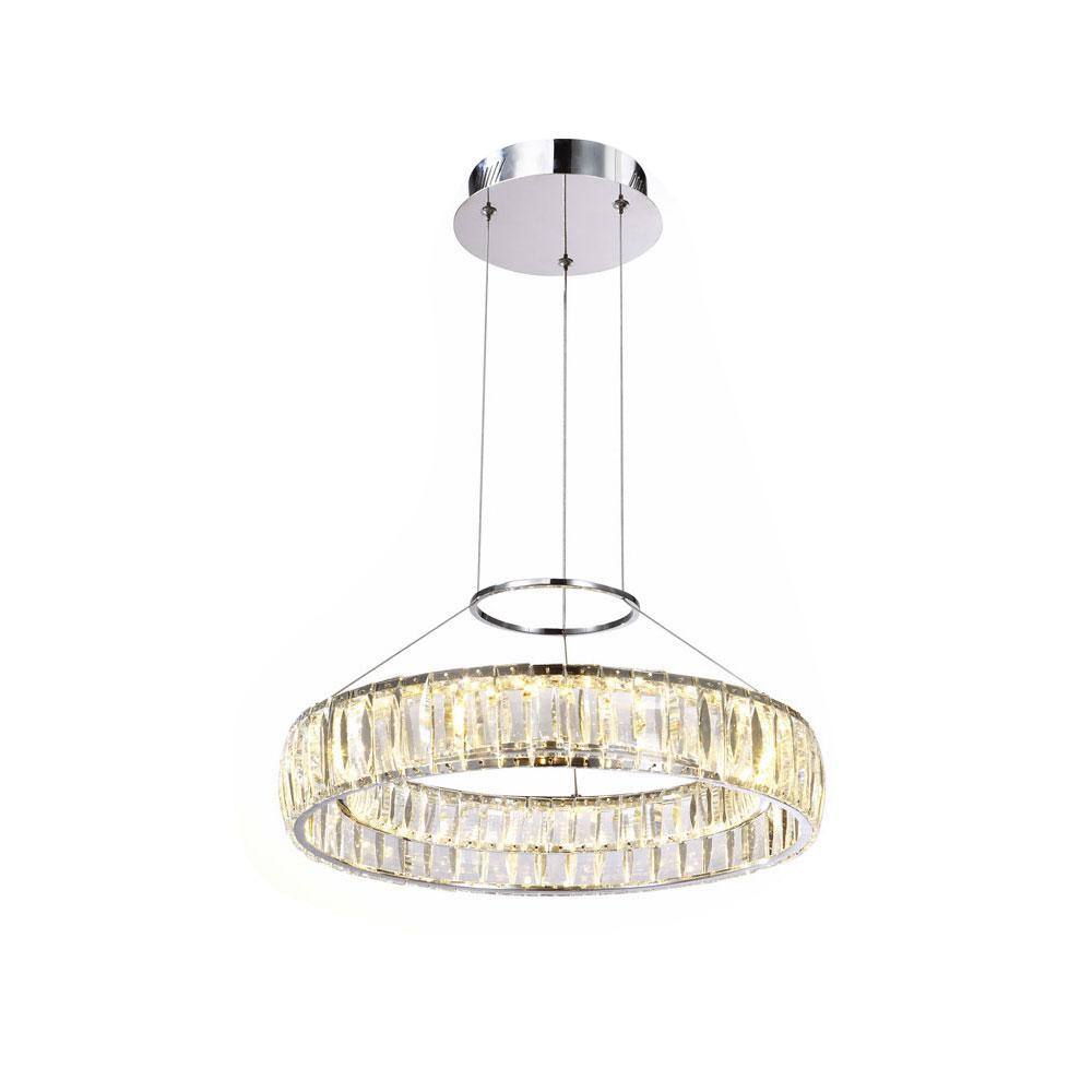 Подвесной светильникПодвесные светильники<br>&amp;lt;div&amp;gt;Цоколь: LED&amp;lt;/div&amp;gt;&amp;lt;div&amp;gt;Мощность: 30W&amp;lt;/div&amp;gt;&amp;lt;div&amp;gt;Количество ламп: 1&amp;lt;/div&amp;gt;<br><br>Material: Хрусталь<br>Height см: 65<br>Diameter см: 45