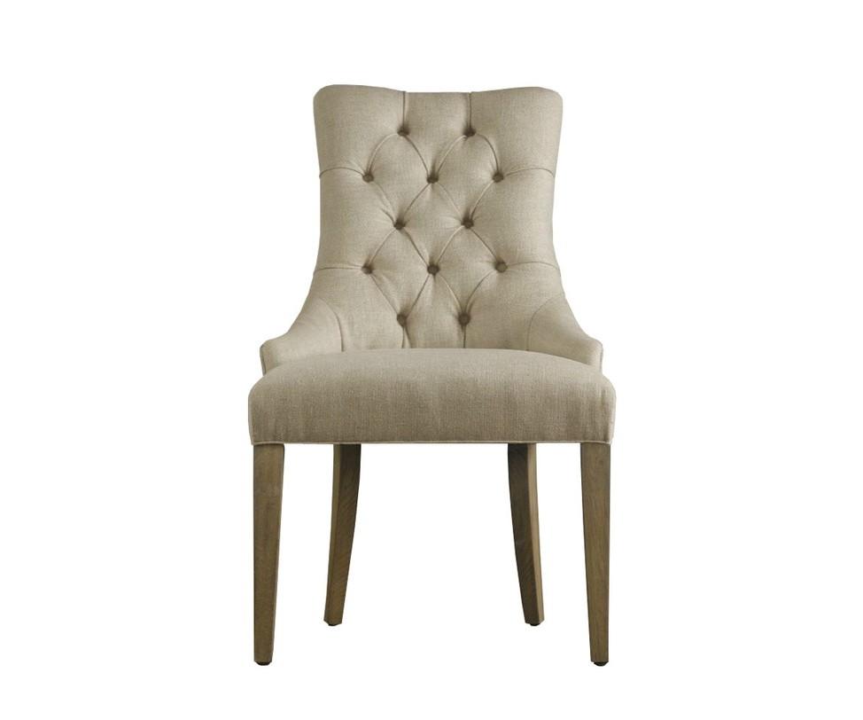 Полукресло MartinПолукресла<br>Высокая спинка, декорированная вручную стежкой капитоне, и мягкое сиденье подарят удобную посадку. Стилизованное оформление полукресла добавит в интерьер нотки французского шарма.<br><br>Фурнитура:&amp;amp;nbsp;—&amp;amp;nbsp;обивочный ткань — натуральный&amp;amp;nbsp;бельгийский лен;&amp;amp;nbsp;—&amp;amp;nbsp;каркас – массив&amp;amp;nbsp;ясеня;&amp;amp;nbsp;—&amp;amp;nbsp;наполнение&amp;amp;nbsp;—&amp;amp;nbsp;пружинный блок, пенополиуретан;&amp;amp;nbsp;—&amp;amp;nbsp;ручная&amp;amp;nbsp;работа;&amp;amp;nbsp;—&amp;amp;nbsp;простеганная спинка;&amp;amp;nbsp;—&amp;amp;nbsp;края&amp;amp;nbsp;стула оббиты декорированными гвоздями.<br><br>Material: Лен<br>Length см: None<br>Width см: 64.0<br>Depth см: 71.0<br>Height см: 99.0<br>Diameter см: None