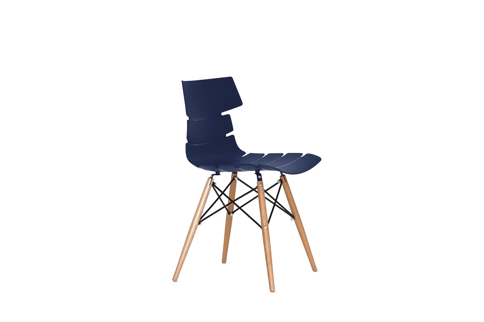 Стул PW-030 синийОбеденные стулья<br>&amp;lt;div&amp;gt;Материал: Пластик, дерево&amp;lt;/div&amp;gt;&amp;lt;div&amp;gt;&amp;lt;br&amp;gt;&amp;lt;/div&amp;gt;<br><br>Material: Пластик<br>Width см: 51<br>Depth см: 50<br>Height см: 81