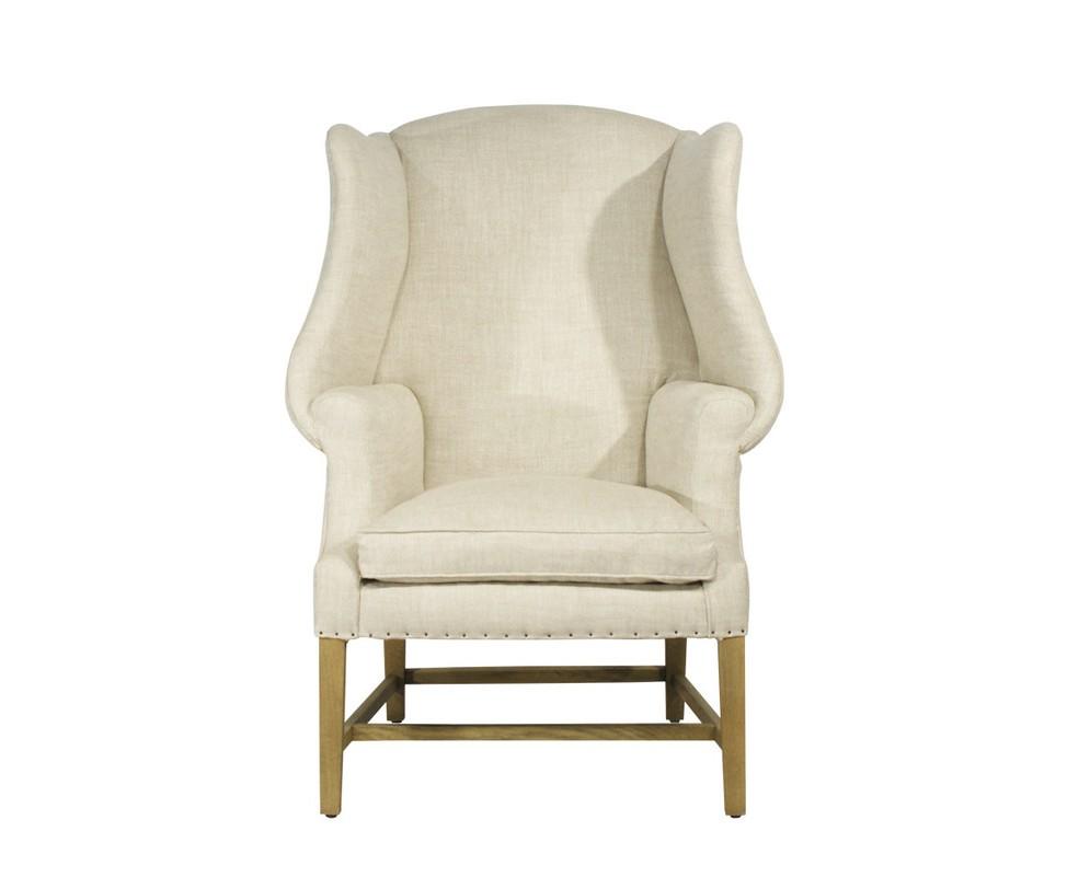 Кресло ASPENКресла с высокой спинкой<br>Кресло Aspen — отличный пример того, что и оригинальная мебель может быть комфортной. Удобная посадка, округлая форма подлокотников, устойчивые ножки,высокая спинка кресла, сливающаяся с подлокотниками, образует очень уютное замкнутое пространство, в котором будет так приятно предаваться своим мыслям.<br><br>Материал: ясень<br>Обивка: натуральный лен<br>Объем: 0,96 куба<br>Вес: 38 кг<br><br>Material: Лен<br>Length см: None<br>Width см: 85<br>Depth см: 81<br>Height см: 122<br>Diameter см: None