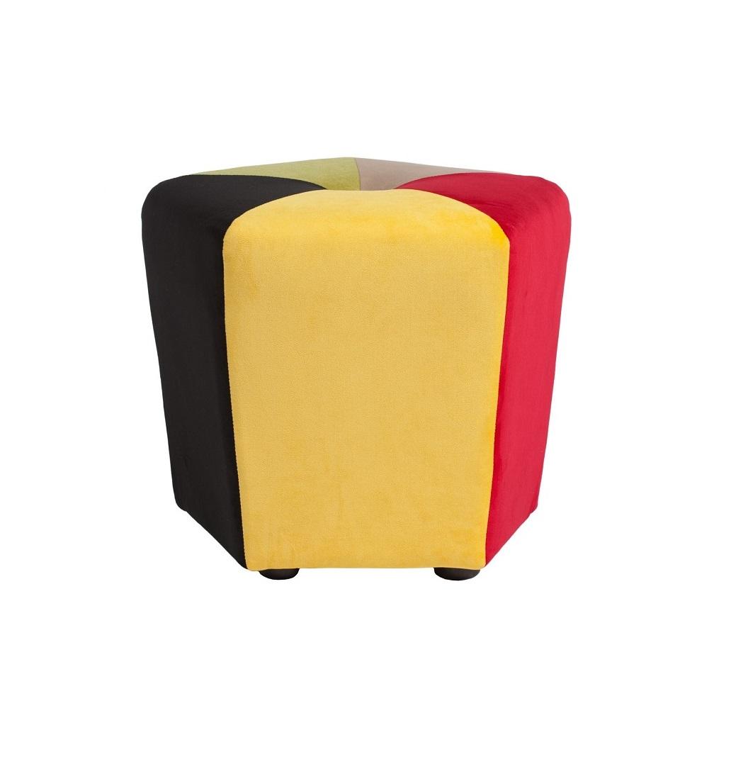 Пуф  Grunion LimeФорменные пуфы<br>Пуф Grunion – уютная деталь любого современного интерьера, которая может привнести в него нотку озорства и в то же время изысканности.<br><br>Материал: Деревянное основание, поролон, ткань<br>Цвет: Черный, желтый, салатовый, красный, бежевый<br><br>Material: Текстиль<br>Length см: None<br>Width см: None<br>Depth см: None<br>Height см: 42.0<br>Diameter см: 45.0
