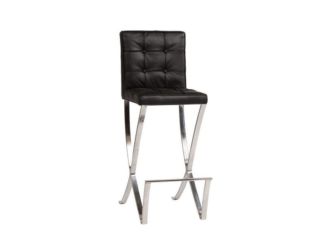 DG Стул Barcelona Dining Chair Black стул barcelona dining chair белая натуральная кожа dg f ch563 1