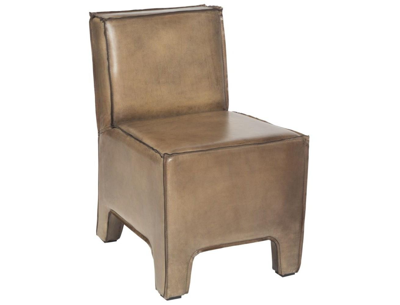 СтулОбеденные стулья<br><br><br>Material: Кожа<br>Width см: 51<br>Depth см: 65<br>Height см: 81
