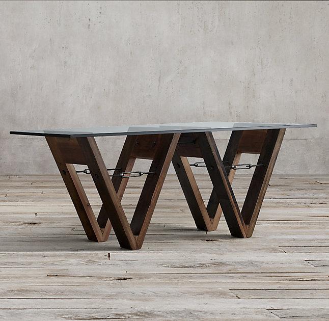 Стол V-FormОбеденные столы<br>Стол ручной работы. Основание выполнено из сосны, столешница из закаленного стекла. По желанию клиента на выбор есть 2 вида стекла. Каждый элемент этого стола уникален и нет двух абсолютно одинаковых таких столов.&amp;amp;nbsp;&amp;lt;div&amp;gt;&amp;lt;br&amp;gt;&amp;lt;/div&amp;gt;&amp;lt;div&amp;gt;&amp;lt;div&amp;gt;Гарантия: от производителя 1 год.&amp;lt;/div&amp;gt;&amp;lt;div&amp;gt;Материалы: Массив сосны, закаленное стекло 19 мм.&amp;lt;/div&amp;gt;&amp;lt;div&amp;gt;Более точную информацию уточняйте у менеджера.&amp;lt;/div&amp;gt;&amp;lt;/div&amp;gt;<br><br>Material: Дерево<br>Length см: None<br>Width см: 152<br>Depth см: 101<br>Height см: 76