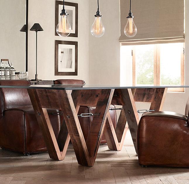 Стол V-FormОбеденные столы<br>Стол ручной работы. Основание выполнено из сосны, столешница из закаленного стекла. По желанию клиента на выбор есть 2 вида стекла. Каждый элемент этого стола уникален и нет двух абсолютно одинаковых таких столов.&amp;amp;nbsp;&amp;lt;div&amp;gt;&amp;lt;br&amp;gt;&amp;lt;/div&amp;gt;&amp;lt;div&amp;gt;&amp;lt;div&amp;gt;Гарантия: от производителя 1 год.&amp;lt;/div&amp;gt;&amp;lt;div&amp;gt;Материалы: Массив сосны, закаленное стекло 19 мм.&amp;lt;/div&amp;gt;&amp;lt;div&amp;gt;Более точную информацию уточняйте у менеджера.&amp;lt;/div&amp;gt;&amp;lt;div&amp;gt;&amp;lt;br&amp;gt;&amp;lt;/div&amp;gt;&amp;lt;/div&amp;gt;<br><br>Material: Дерево<br>Length см: None<br>Width см: 182<br>Depth см: 101<br>Height см: 76