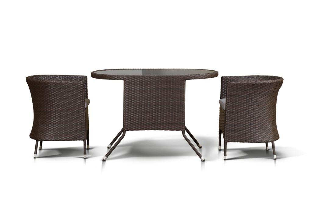 Обеденная группа ПратоКомплекты уличной мебели<br>Обеденная группа на 2 персоны,<br>стол со стеклянной столешницой<br>толщиной 5 мм., алюминиевый<br>каркас, искусственный ротанг.&amp;amp;nbsp;&amp;lt;div&amp;gt;Все стулья с подлокотниками и<br>подушками.&amp;amp;nbsp;&amp;lt;div&amp;gt;&amp;lt;br&amp;gt;&amp;lt;div&amp;gt;Стол<br>Прато 113х64,5х75 см.&amp;amp;nbsp;&amp;lt;/div&amp;gt;&amp;lt;div&amp;gt;Стул Прато:<br>55х57х70 см&amp;lt;/div&amp;gt;&amp;lt;/div&amp;gt;&amp;lt;/div&amp;gt;<br><br>Material: Ротанг<br>Width см: 113<br>Depth см: 64,5<br>Height см: 75