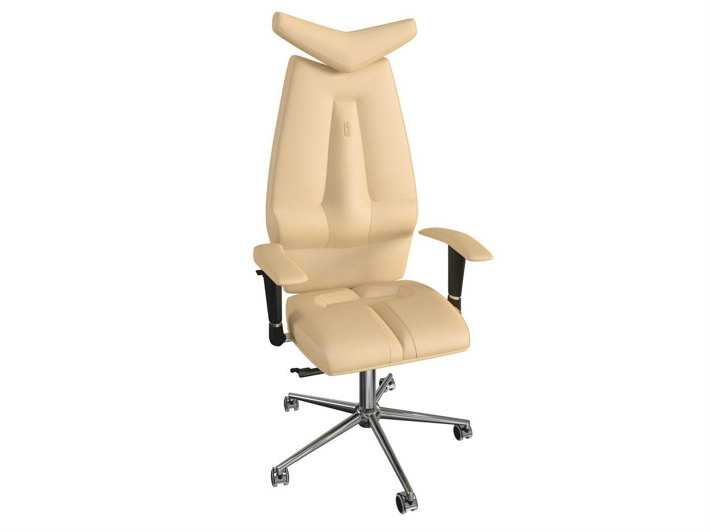 Кресло JETРабочие кресла<br>Идеальное сочетание абсолютного комфорта, уникального дизайна и полезной эргономики. Благодаря четким линиям и необычному графическому контуру эта модель гармонично дополнит как самый современный офис, так и уютный дом.&amp;amp;nbsp;<br><br>Material: Кожа<br>Length см: None<br>Width см: 72<br>Depth см: 61<br>Height см: 128<br>Diameter см: None