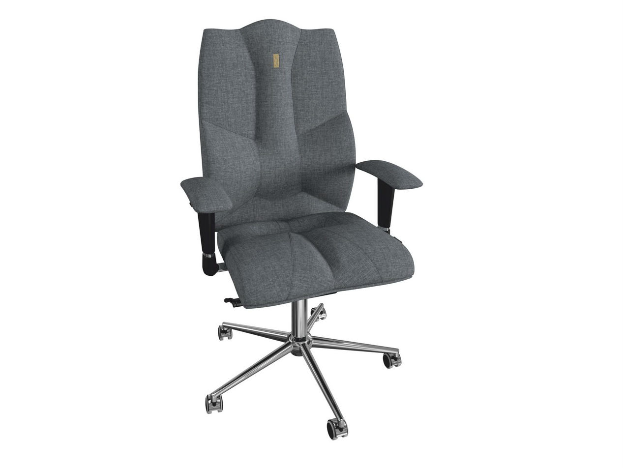 Кресло BUSINESSРабочие кресла<br>Совершенное сочетание элегантного дизайна и превосходного удобства. Благодаря особой спинке, которая поддерживает вас, и мягким регулируемым подлокотникам, это кресло способно создавать особую атмосферу комфорта на рабочем месте.&amp;amp;nbsp;<br><br>Material: Текстиль<br>Length см: None<br>Width см: 72<br>Depth см: 54<br>Height см: 149<br>Diameter см: None