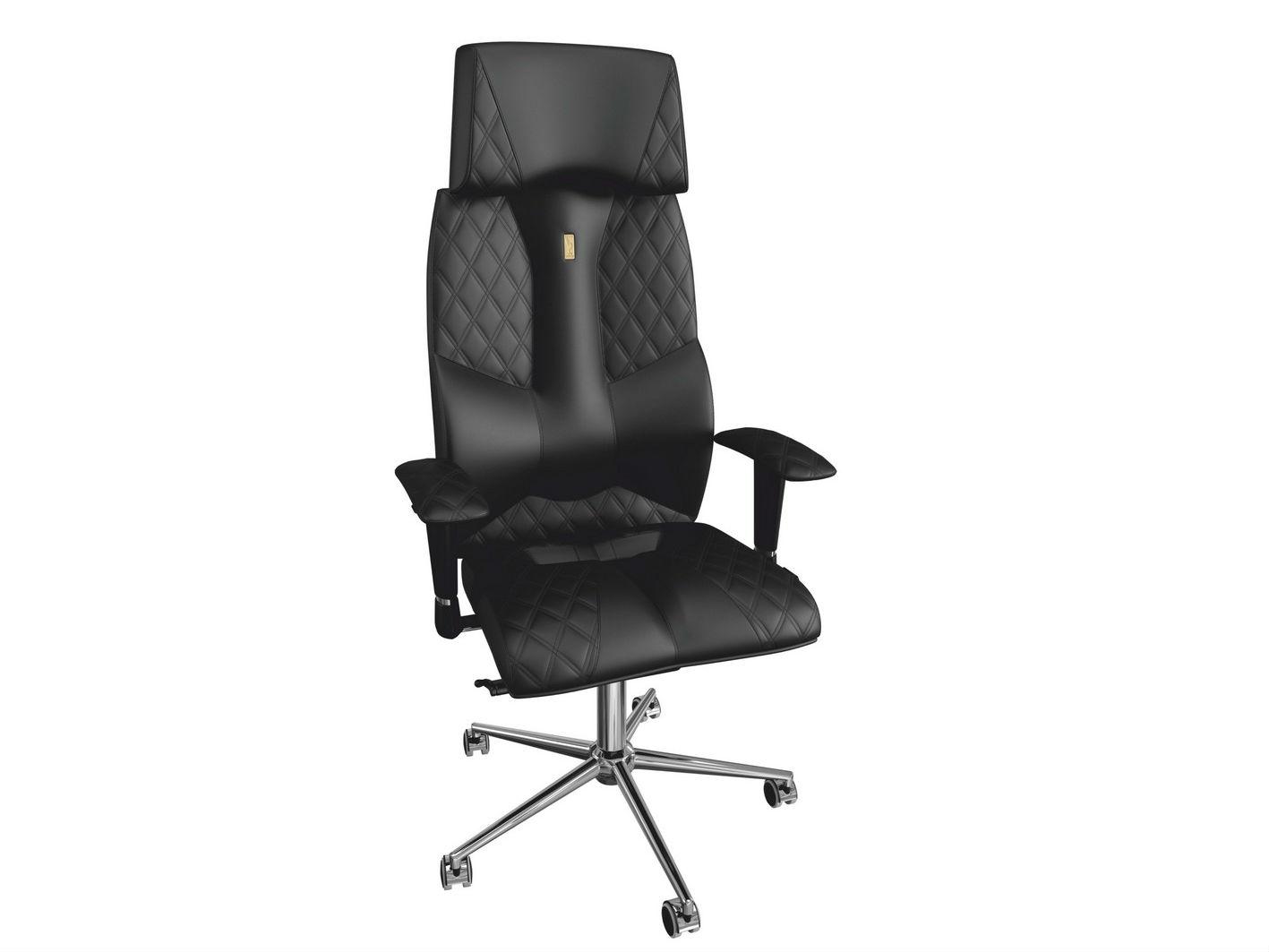 Кресло BUSINESSРабочие кресла<br>Совершенное сочетание элегантного дизайна и превосходного удобства. Благодаря особой спинке, которая поддерживает вас, и мягким регулируемым подлокотникам, это кресло способно создавать особую атмосферу комфорта на рабочем месте.&amp;amp;nbsp;<br><br>Material: Кожа<br>Length см: None<br>Width см: 72<br>Depth см: 54<br>Height см: 149<br>Diameter см: None