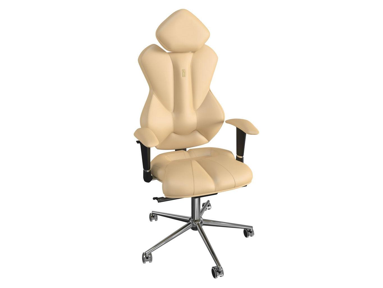 Кресло ROYALРабочие кресла<br>Специально разработанная и тщательно протестированная модель кресла ROYAL (Роял) собрала в себе все компоненты абсолютного успеха. Королевский дизайн, первоклассная комфортность и уникальная эргономичная форма – именно поэтому кресло ROYAL покорило сердца многих.&amp;amp;nbsp;<br><br>Material: Кожа<br>Length см: None<br>Width см: 71<br>Depth см: 59<br>Height см: 142<br>Diameter см: None