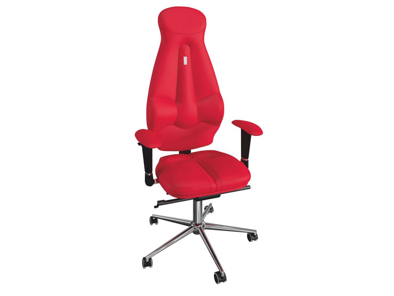 Кресло GALAXYРабочие кресла<br>В данной модели конструкторам удалось превосходно сочетать элегантный дизайн, первоклассную комфортность и полезную эргономику. Благодаря этим успешным составляющим модель Galaxy заслужено считается лучшим помощником эффективной работы.<br><br>Material: Кожа<br>Ширина см: 65<br>Высота см: 139<br>Глубина см: 56