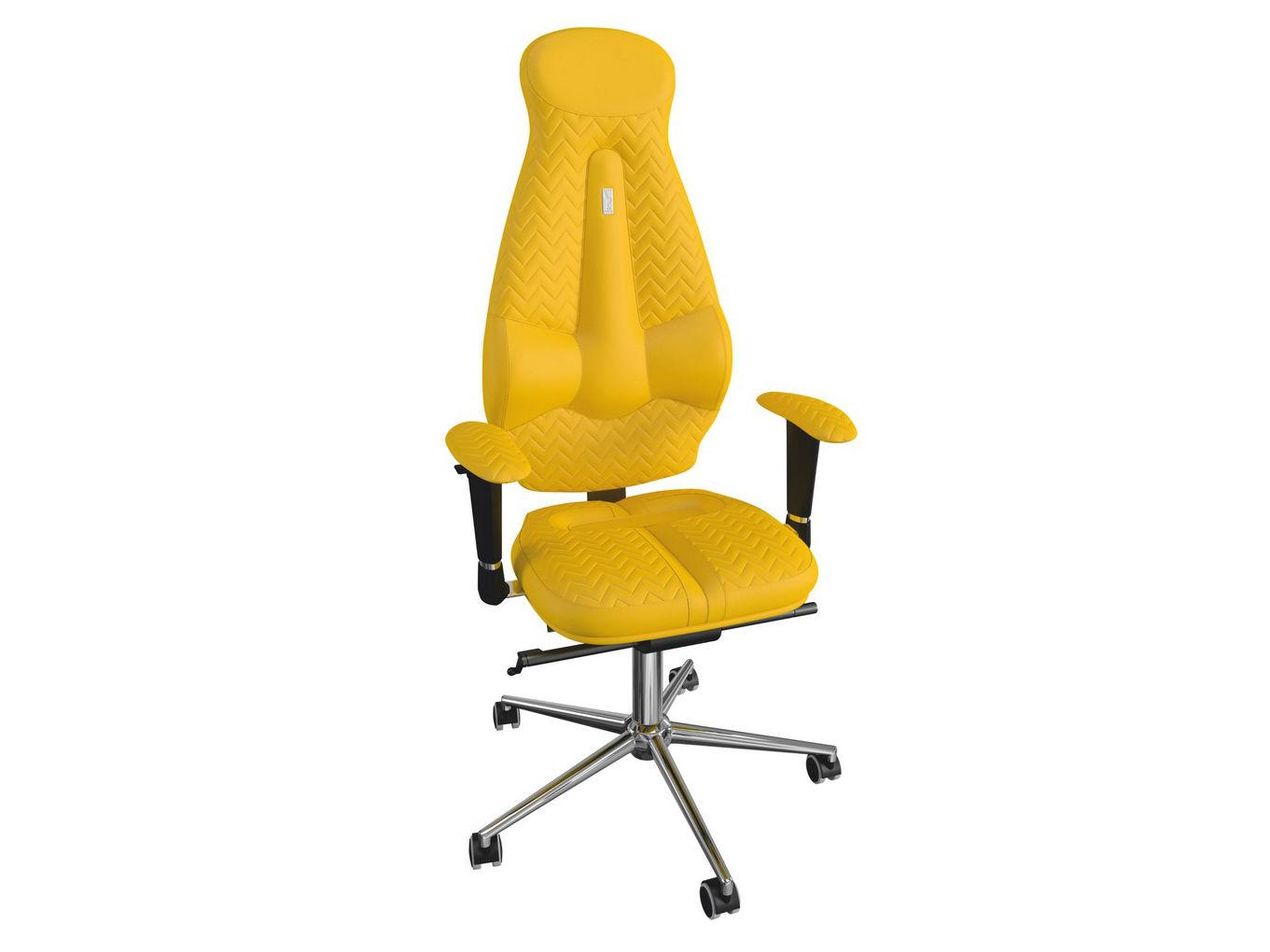 Кресло GALAXYРабочие кресла<br>В данной модели конструкторам удалось превосходно сочетать элегантный дизайн, первоклассную комфортность и полезную эргономику. Благодаря этим успешным составляющим модель Galaxy заслужено считается лучшим помощником эффективной работы.&amp;amp;nbsp;<br><br>Material: Кожа<br>Length см: None<br>Width см: 65<br>Depth см: 56<br>Height см: 139<br>Diameter см: None