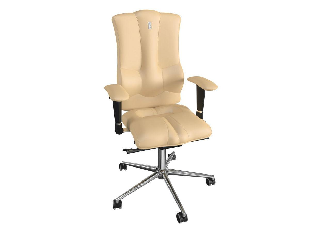Кресло ELEGANCEРабочие кресла<br>На это кресло невозможно не обратить внимание. Изысканный вид и благородная элегантность модели дарят его владельцу ощущение гармонии и совершенства. Такое кресло идеально впишется в любой интерьер, будь то самый современный офис или же уютный дом.&amp;amp;nbsp;<br><br>Material: Кожа<br>Length см: None<br>Width см: 62<br>Depth см: 57<br>Height см: 133<br>Diameter см: None
