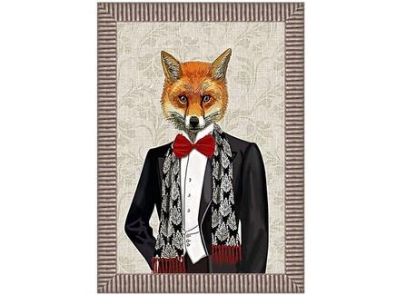 Арт-постер мистер казино (object desire) мультиколор 50.0x70.0x4.0 см.