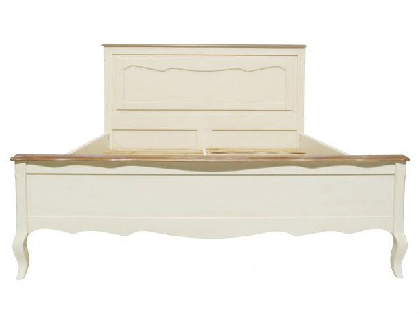 Кровать LeontinaДеревянные кровати<br>Размер матраца: 160х200 см<br><br>Material: Береза<br>Ширина см: 160<br>Высота см: 120<br>Глубина см: 200