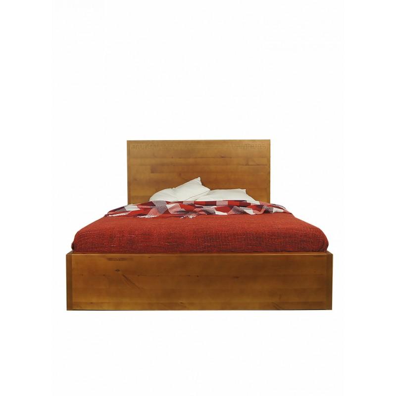 Кровать Gouache BirchДеревянные кровати<br>Размер спального места: 160х200 см&amp;lt;br&amp;gt;Материал: массив березы&amp;lt;br&amp;gt;Кровать с бельевым ящиком&amp;lt;div&amp;gt;Основание входит в комплект&amp;lt;/div&amp;gt;<br><br>Material: Береза<br>Length см: None<br>Width см: 165<br>Depth см: 210<br>Height см: 120