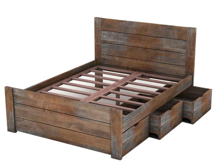 Кровать HongKong Queen 3boxДеревянные кровати<br>Брутальный стиль кровати новой коллекции D-Bodhi - HongKong Queen 3box поможет Вам сформировать свой собственный отличительный стиль. Кровать выполнена из массива тика, практична и надежна. Снабжена системой хранения их трех ящиков. Такая кровать в вашем доме - это натуральность и особенный аромат, защищенность, надежность и стабильность.<br><br>Material: Тик<br>Length см: None<br>Width см: 170<br>Depth см: 210<br>Height см: 111<br>Diameter см: None