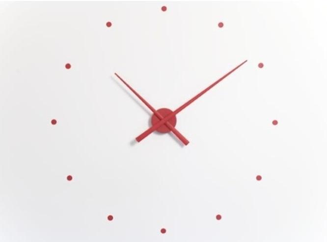 """Часы OjНастольные часы<br>&amp;lt;div&amp;gt;Дизайнерские часы OJ и OJ Mini выражают новую концепцию в дизайне аксессуара, который для стильного дома или офиса обязателен. Блистательный Хосе Мария Рейна предлагает минималистичную, универсальную и актуальную модель, которая легко """"встраивается"""" в обстановку. Купив настенные часы OJ Mustard, вы сможете использовать их в самых разных по функциональному наполнению пространствах. Корпус, стрелки, часовые деления часов OJ выполнены из пластика и окрашены в нейтральный серый цвет. Также в коллекции представлены часы белого, фиолетового, красного, оранжевого, шоколадного, чёрного, синего, стального синего, горчичного, серебряного, зелёного, тыквенного, розового и ультрамаринового цвета. Чтобы вы правильно расположили элементы конструкции, к каждому изделию Nomon прилагается специальный трафарет. За исправный ход стрелок отвечает качественный кварцевый механизм UTS (Германия). Стандартная модель OJ выполнена в диаметре 80 см, вариант mini — 50 см. Обратите внимание, что размер не влияет на цену часов.&amp;lt;/div&amp;gt;&amp;lt;div&amp;gt;&amp;lt;br&amp;gt;&amp;lt;/div&amp;gt;&amp;lt;div&amp;gt;Часы работают от пальчиковой батарейки АА 1,5 V (элементы питания в комплекте не идут).&amp;amp;nbsp;&amp;lt;/div&amp;gt;<br><br>Material: Металл<br>Length см: None<br>Width см: None<br>Depth см: None<br>Height см: None<br>Diameter см: 80"""