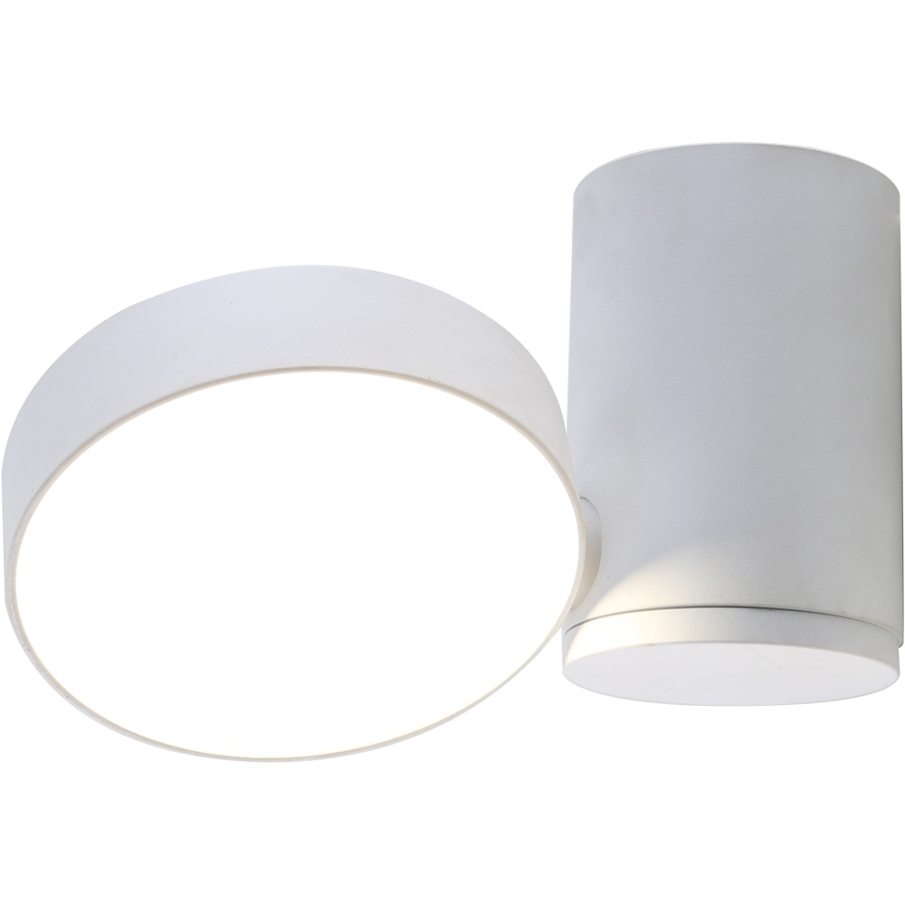 Потолочный светильникСпоты<br>&amp;lt;div&amp;gt;Вид цоколя: LED&amp;lt;/div&amp;gt;&amp;lt;div&amp;gt;Мощность: 9W&amp;amp;nbsp;&amp;lt;/div&amp;gt;&amp;lt;div&amp;gt;Количество ламп: 1&amp;lt;/div&amp;gt;<br><br>Material: Алюминий<br>Width см: 11,4<br>Depth см: 8,2<br>Height см: 7,5