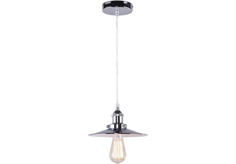 Подвесной светильникПодвесные светильники<br>&amp;lt;div&amp;gt;Вид цоколя: E27&amp;lt;/div&amp;gt;&amp;lt;div&amp;gt;Мощность: 40W&amp;amp;nbsp;&amp;lt;/div&amp;gt;&amp;lt;div&amp;gt;Количество ламп: 1&amp;lt;/div&amp;gt;<br><br>Material: Металл<br>Height см: 16<br>Diameter см: 22