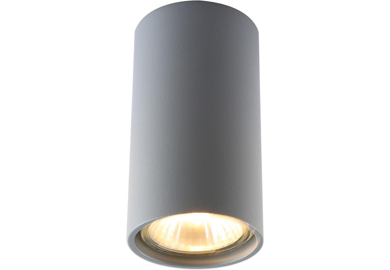 Потолочный светильникТочечный свет<br>&amp;lt;div&amp;gt;Вид цоколя: GU10&amp;lt;/div&amp;gt;&amp;lt;div&amp;gt;Мощность: 50W&amp;amp;nbsp;&amp;lt;/div&amp;gt;&amp;lt;div&amp;gt;Количество ламп: 1&amp;lt;/div&amp;gt;<br><br>Material: Алюминий<br>Height см: 11<br>Diameter см: 6