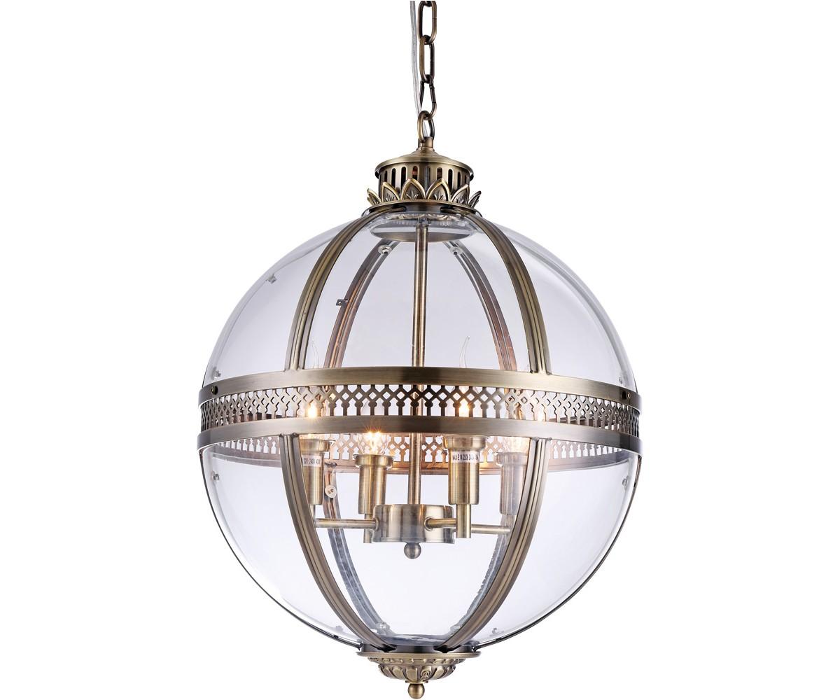 Подвесной светильникПодвесные светильники<br>&amp;lt;div&amp;gt;Тип цоколя: E14&amp;lt;/div&amp;gt;&amp;lt;div&amp;gt;Мощность лампы: 40W&amp;amp;nbsp;&amp;lt;/div&amp;gt;&amp;lt;div&amp;gt;Количество ламп: 4&amp;lt;/div&amp;gt;<br><br>Material: Стекло<br>Height см: 63<br>Diameter см: 43