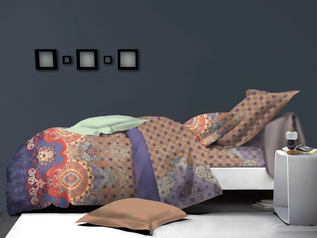 Комплект постельного бельяДвуспальные комплекты постельного белья<br>&amp;lt;div&amp;gt;Состав: натуральная пряжа хлопка, полунатуральная вискоза, небольшой процент полиэстера. Именно эти дополнительные волокна наделяют материал уникальными качествами, благодаря которым он приобрел широкую популярность.&amp;lt;/div&amp;gt;&amp;lt;div&amp;gt;Окраска материала стойкая, цветовая палитра яркая, насыщенная. Микросатин хорошо впитывает влагу, а после стирки быстро сохнет, становясь шелковистым на ощупь, мягким и воздушным, дающим непередаваемое ощущение нежности. Благодаря различным узорам и красочным пинтам, комплекты этого белья по праву могут считаться суперсовременными на сегодняшний день!&amp;amp;nbsp;&amp;lt;/div&amp;gt;&amp;lt;div&amp;gt;&amp;lt;br&amp;gt;&amp;lt;/div&amp;gt;&amp;lt;div&amp;gt;Пододеяльник 180*210, Простыня 220*240, Наволочка 70*70 (2шт)&amp;lt;/div&amp;gt;<br><br>Material: Сатин<br>Length см: None<br>Width см: None