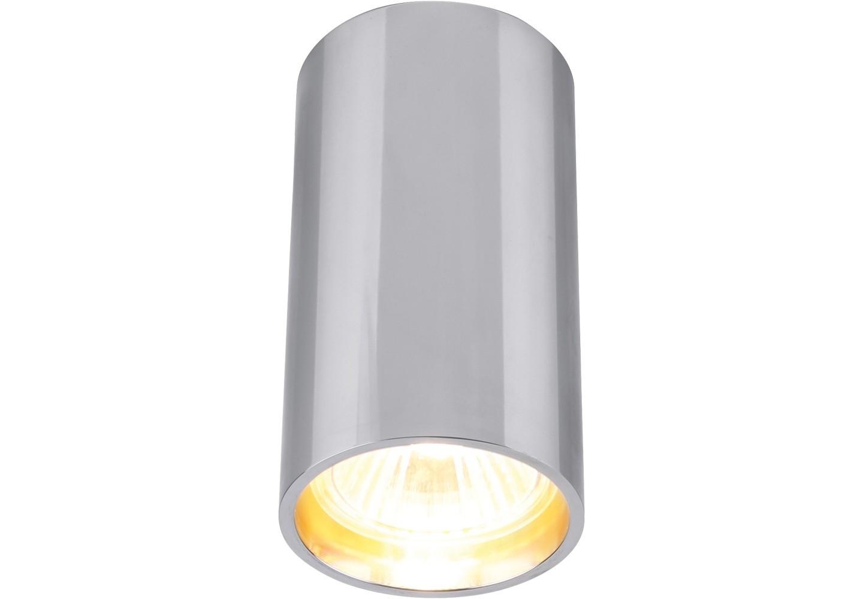 Светильник потолочныйТочечный свет<br>&amp;lt;div&amp;gt;Вид цоколя: GU10&amp;lt;/div&amp;gt;&amp;lt;div&amp;gt;Мощность: 50W&amp;amp;nbsp;&amp;lt;/div&amp;gt;&amp;lt;div&amp;gt;Количество ламп: 1&amp;lt;/div&amp;gt;<br><br>Material: Алюминий<br>Height см: 11<br>Diameter см: 6