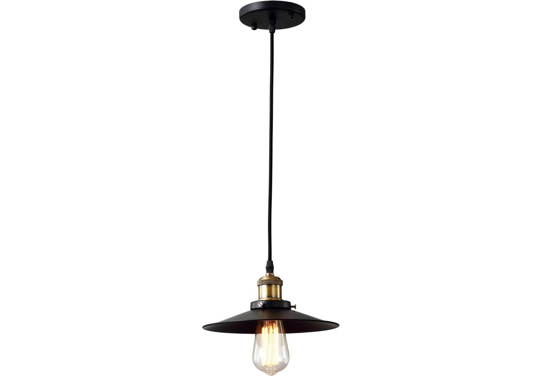 Светильник подвеснойПодвесные светильники<br>&amp;lt;div&amp;gt;Вид цоколя: E27&amp;lt;/div&amp;gt;&amp;lt;div&amp;gt;Мощность: 40W&amp;amp;nbsp;&amp;lt;/div&amp;gt;&amp;lt;div&amp;gt;Количество ламп: 1&amp;lt;/div&amp;gt;<br><br>Material: Металл<br>Height см: 16<br>Diameter см: 22