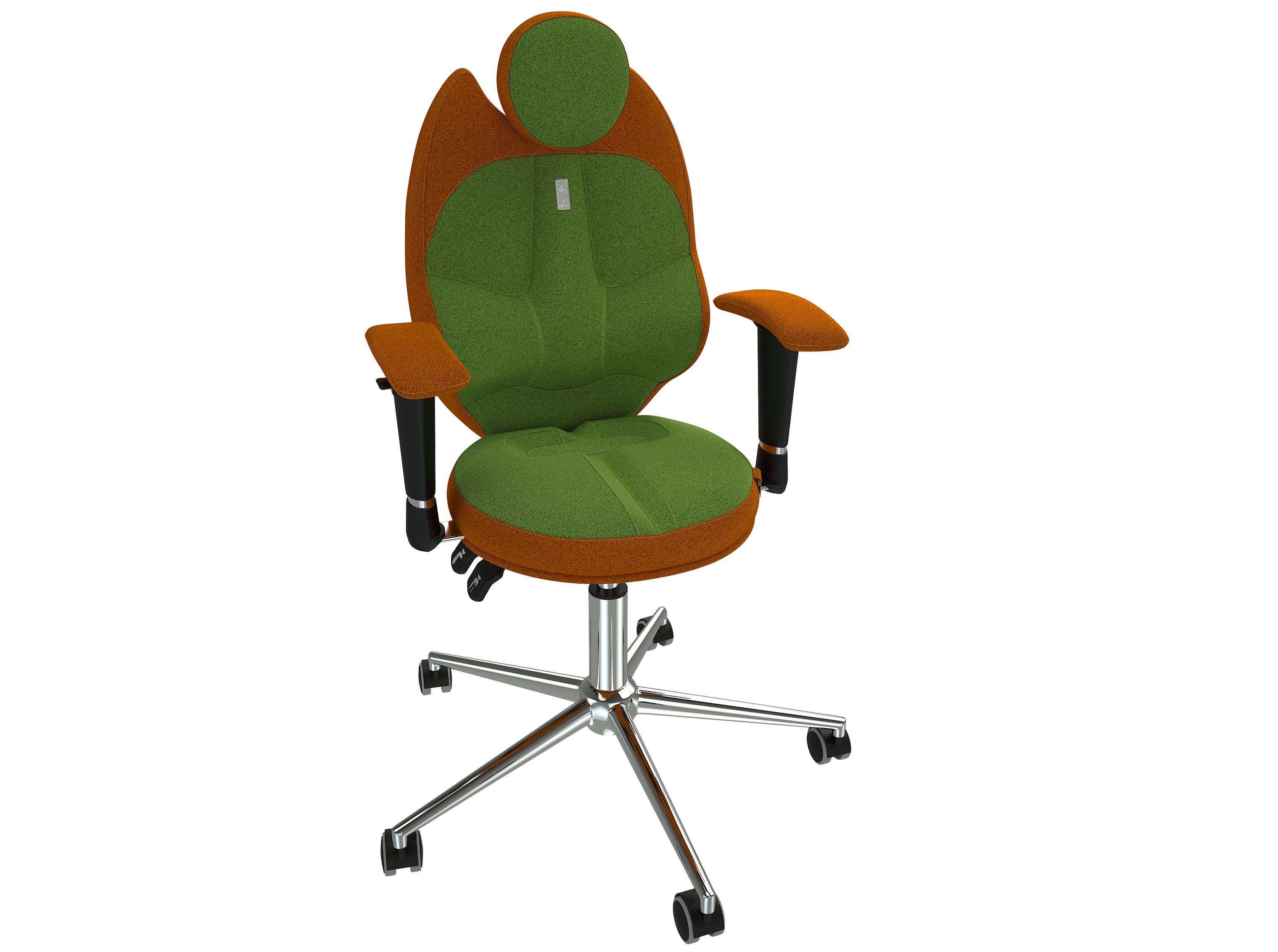 Кресло TRIOРабочие кресла<br>Благодаря своему яркому дизайну, оригинальной форме и мягкости это кресло понравится любому ребенку. Однажды сев в такое кресло, ваше чадо, уже не захочет с него вставать. К тому же, кресло Trio имеет особую эргономичную форму, которая способна сохранять правильную осанку ребенка и устранить детские заболевания позвоночника.<br><br>Material: Текстиль<br>Length см: -<br>Width см: 62<br>Depth см: 46<br>Height см: 117<br>Diameter см: None