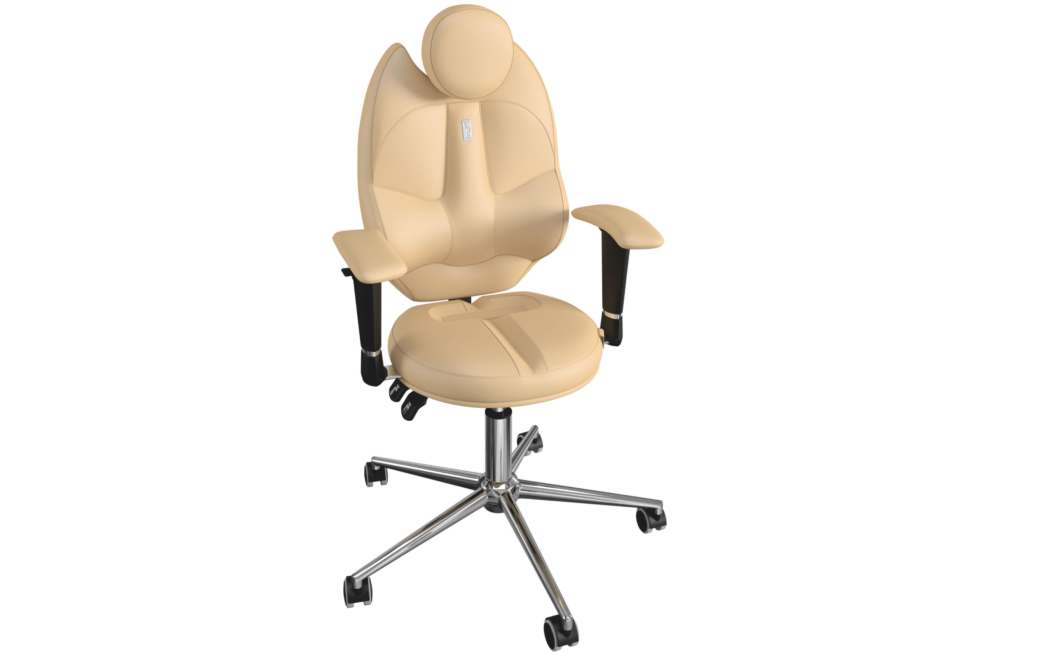 Кресло TRIOРабочие кресла<br>Благодаря своему яркому дизайну, оригинальной форме и мягкости это кресло понравится любому ребенку. Однажды сев в такое кресло, ваше чадо, уже не захочет с него вставать. К тому же, кресло Trio имеет особую эргономичную форму, которая способна сохранять правильную осанку ребенка и устранить детские заболевания позвоночника.&amp;amp;nbsp;<br><br>Material: Кожа<br>Ширина см: 62<br>Высота см: 117<br>Глубина см: 46