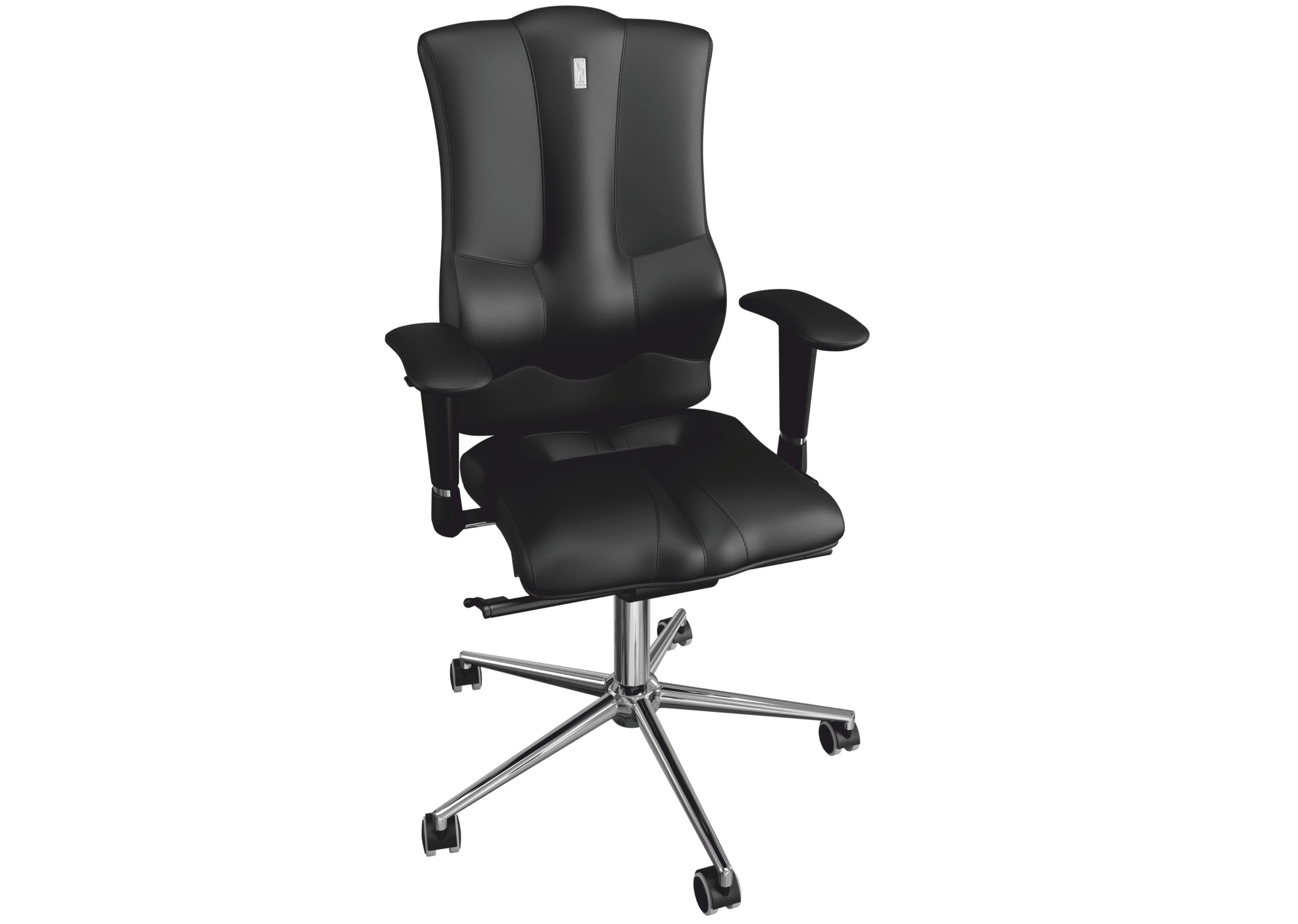 Кресло ELEGANCEРабочие кресла<br>На это кресло невозможно не обратить внимание. Изысканный вид и благородная элегантность модели дарят его владельцу ощущение гармонии и совершенства. Такое кресло идеально впишется в любой интерьер, будь то самый современный офис или же уютный дом.<br><br>Material: Кожа<br>Length см: -<br>Width см: 62<br>Depth см: 57<br>Height см: 133<br>Diameter см: None