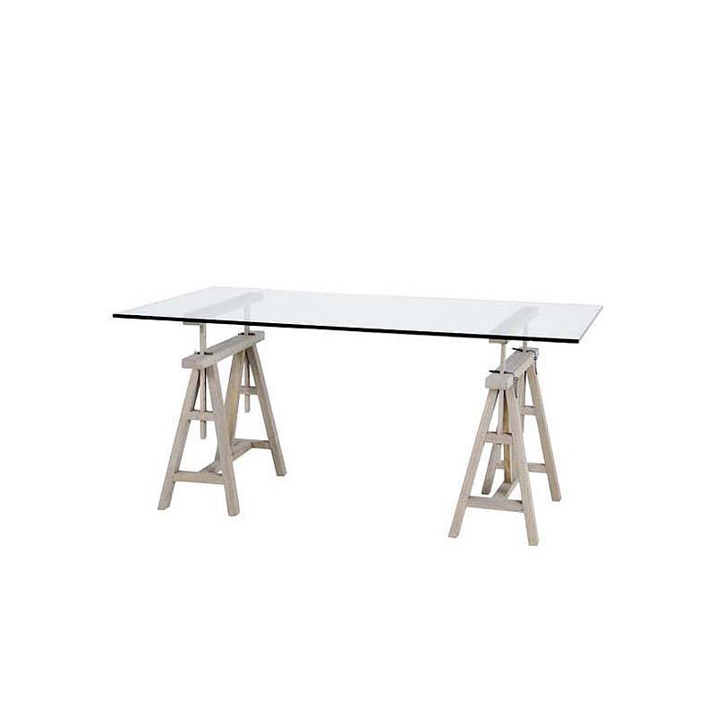 Стол Master ArchitectОбеденные столы<br>&amp;lt;div&amp;gt;&amp;lt;div&amp;gt;&amp;lt;span style=&amp;quot;font-size: 14px;&amp;quot;&amp;gt;Высота стола регулируется от 64 до 95 см.&amp;lt;/span&amp;gt;&amp;lt;br&amp;gt;&amp;lt;/div&amp;gt;&amp;lt;/div&amp;gt;<br><br>Material: Стекло<br>Ширина см: 175.0<br>Высота см: 64.0<br>Глубина см: 80.0