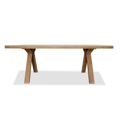 Стол МиланоОбеденные столы<br><br><br>Material: Дерево<br>Width см: 200<br>Depth см: 100<br>Height см: 76