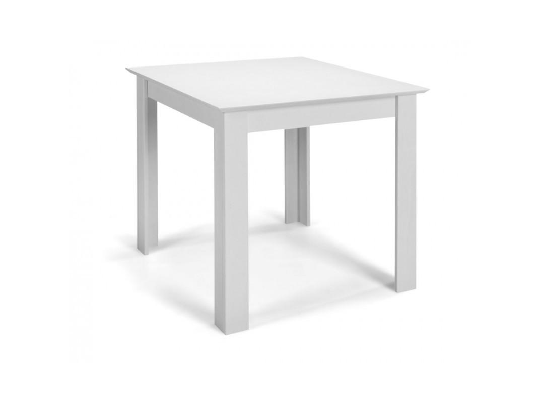 Стол обеденный STANDARDОбеденные столы<br>Столы STANDARD это современный минималистский дизайн подойдет ко всем столовым. Структурная часть ножки стола изготовлены из массива бука.<br><br>Material: МДФ<br>Width см: 80<br>Depth см: 80<br>Height см: 75,5