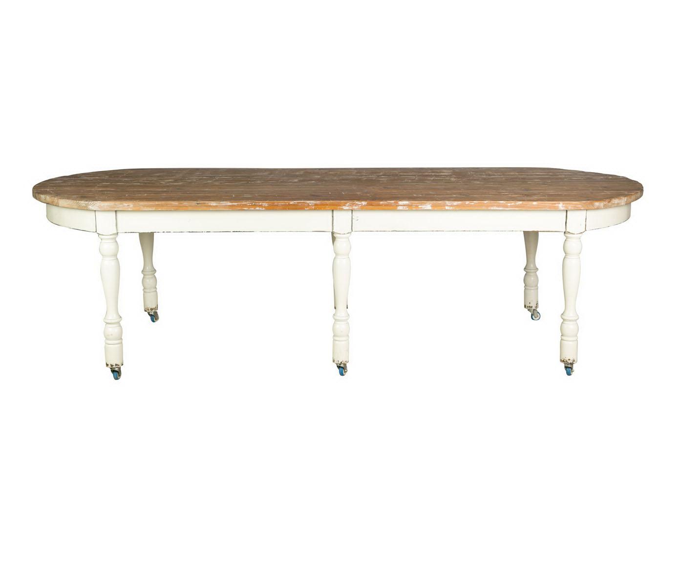 Стол обеденныйОбеденные столы<br><br><br>Material: Дерево<br>Width см: 270<br>Depth см: 110<br>Height см: 78