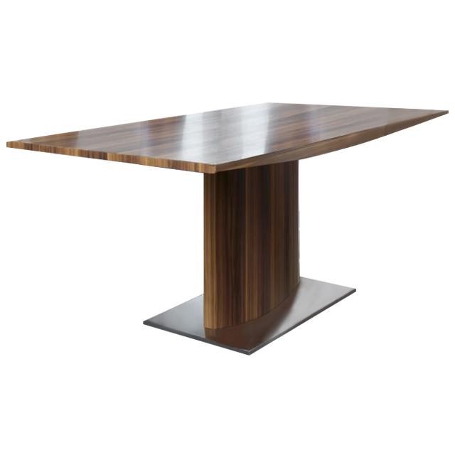 Стол dt-02 160(200) (dupen) коричневый 160x76x90 см.