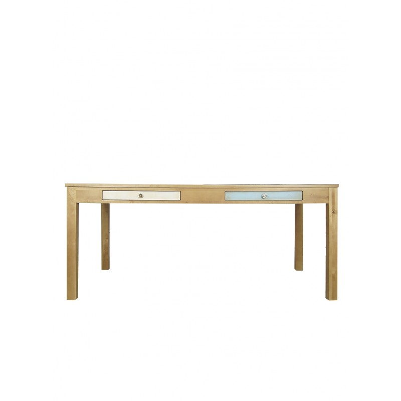 Стол обеденный Aquarelle BirchОбеденные столы<br>Материал: массив березы<br><br>Material: Береза<br>Width см: 175<br>Depth см: 90<br>Height см: 75