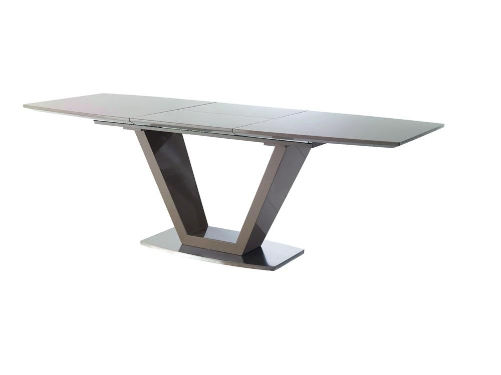 СтолОбеденные столы<br>Требуется сборка.<br>Раскладывается до ширины 220 см.<br><br>Material: МДФ<br>Width см: 160<br>Depth см: 90<br>Height см: 76