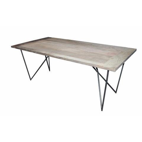 Стол ПаниОбеденные столы<br><br><br>Material: Дерево<br>Length см: 200<br>Width см: 100<br>Depth см: None<br>Height см: 78<br>Diameter см: None