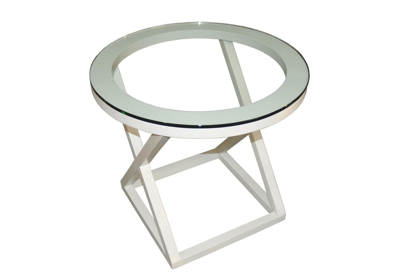 СтоликКофейные столики<br><br><br>Material: Стекло<br>Height см: 54<br>Diameter см: 60