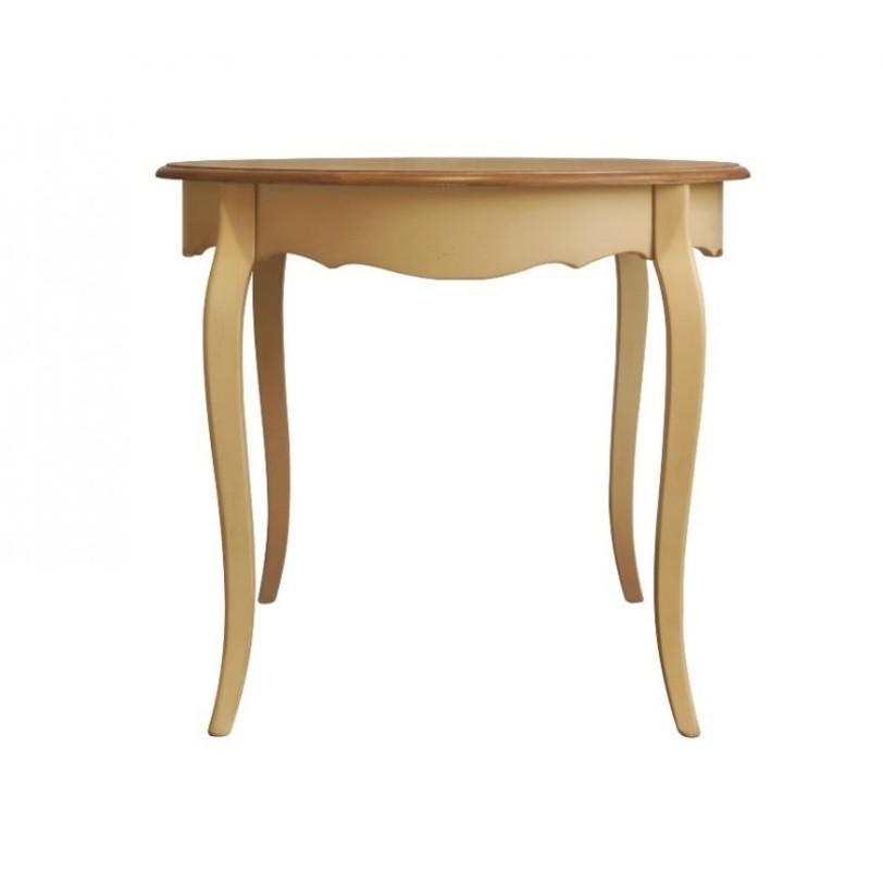 Стол обеденный LeontinaОбеденные столы<br>Материал: Береза, ясень<br>Вес: 15 кг<br><br>Material: Береза<br>Length см: 90<br>Width см: 90<br>Depth см: None<br>Height см: 76<br>Diameter см: None