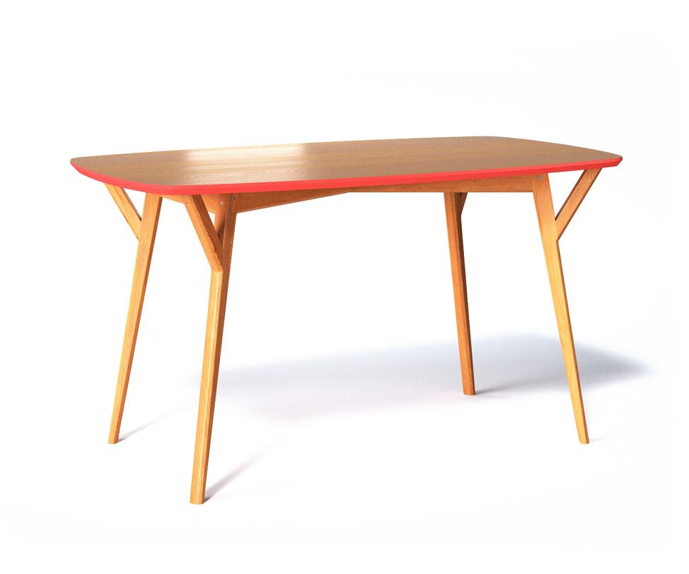 Обеденный стол PROSOОбеденные столы<br>Обеденный стол PROSO обладает универсальным дизайном и исключительно устойчивым основанием, что делает его незаменимым в больших семьях и общественных местах. Отсутствие острых углов бережет от нежелательных царапин, а множество вариантов отделок дают возможность создать неповторимую атмосферу.<br><br>Material: Дерево<br>Length см: 140<br>Width см: 80<br>Depth см: None<br>Height см: 75<br>Diameter см: None
