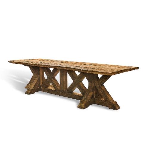 Стол ВинсентОбеденные столы<br><br><br>Material: Дерево<br>Length см: 300<br>Width см: 100<br>Depth см: None<br>Height см: 78<br>Diameter см: None