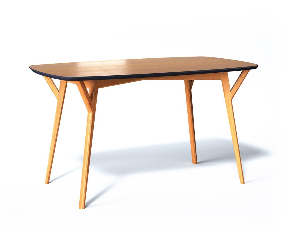 Обеденный стол PROSOОбеденные столы<br>Обеденный стол PROSO обладает универсальным дизайном и исключительно устойчивым основанием, что делает его незаменимым в больших семьях и общественных местах. Отсутствие острых углов бережет от нежелательных царапин, а множество вариантов отделок дают возможность создать неповторимую атмосферу.<br><br>Material: Дерево<br>Ширина см: 140<br>Высота см: 75<br>Глубина см: 80