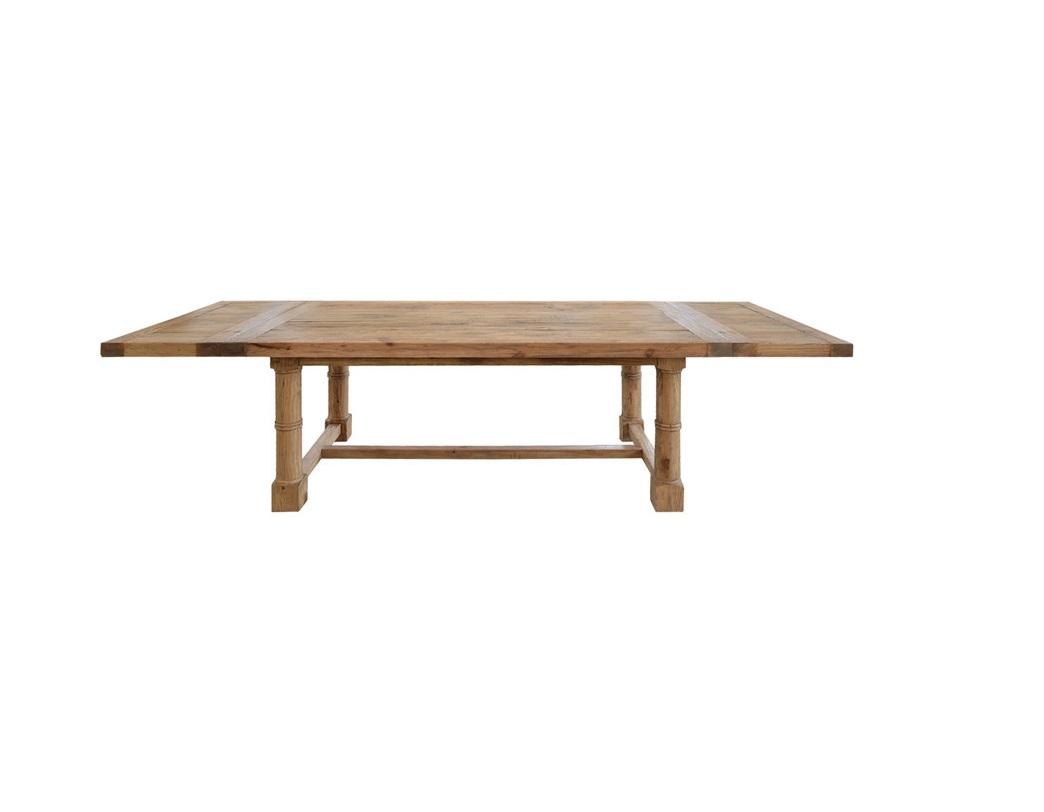 Стол обеденный TauntonОбеденные столы<br>Стол раскладывается до 300см<br><br>Material: Дуб<br>Length см: 200<br>Width см: 110<br>Height см: 78